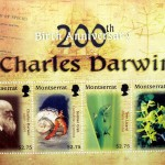 A_lividus stamp Darwin anniversary collection